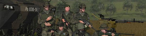 FDF Mod 1.0 for ArmA