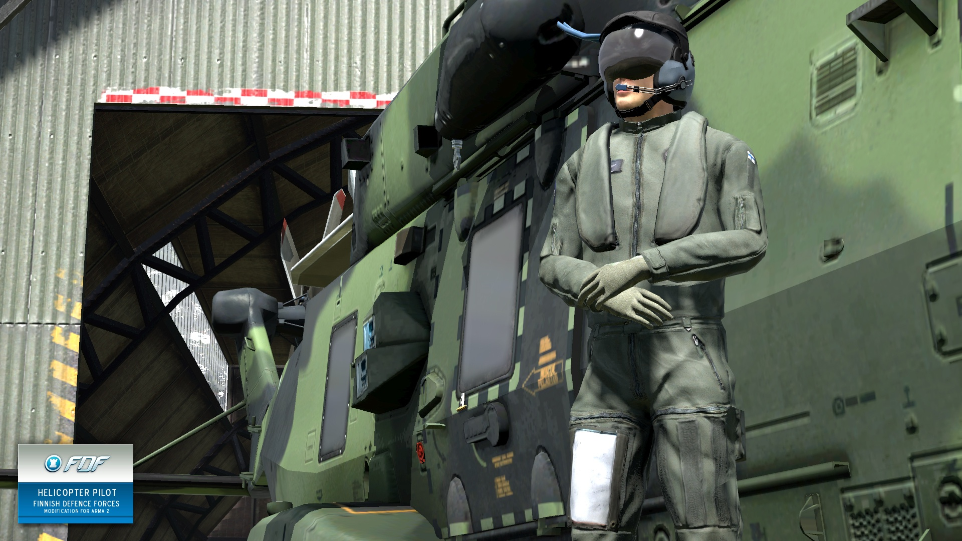 FDF Mod : Finnish Helicopter Battalion
